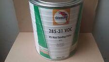 Glasurit 285-31  VOC   2K HS Non Sanding Filler Grey  3 litre  BASF  Surfacer