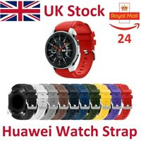 For Huawei Watch GT 2 46MM Strap Band Silicone Fitness Bracelet Replacement