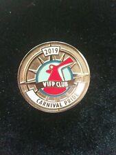 Carnival Cruise Vifp Club Collectors Lapel Pin 2019 Carnival Pride New