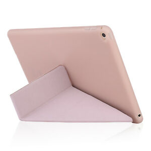 Slim Magnetic Smart Soft Case Stand For iPad Pro Mini 2/3/4/5 9.7/10.2/10.5/11''