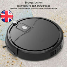 Smart Robot Vacuum Cleaner Wifi App Control Floor Edge Dust Auto Suction Sweeper