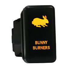 Push switch 827O 12volt Toyota OEM Replacement BUNNY BURNERS 4 Runner  AMBER