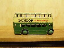 DINKY TOYS AEC DOUBLE DECKER BUS - DUNLOP