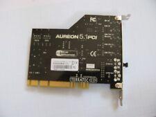 TerraTec Aureon 5.1 PCI C-Media CMI 8738 Sound Card.