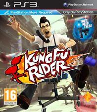 Videogame Kung Fu Raider Move Edition PS3