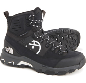 Mens The North Face Steep Tech Crestvale FUTURELIGHT Hiking Boots Waterproof NWB