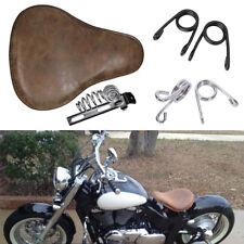 Motorcycle Solo Seats Soft Spring For Yamaha V Star 1300 1100 950 650 250 Bobber