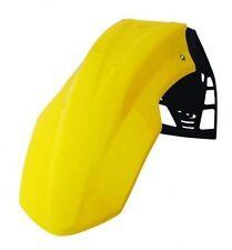 garde boue avant universel  enduro moto cross  POLISPORT UFX couleur jaune RM