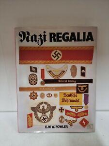 Nazi Regalia - E.W.W. Fowler, Hardback (E3)