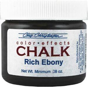 Chris Christensen - ColorEffects - Chalk Blocks (Rich Ebony)