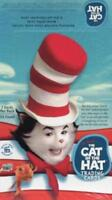 Cat in the Hat Movie Card Box Comic Images 2003
