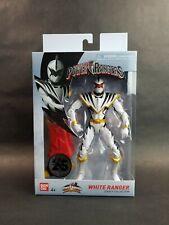 Power Rangers Dino Thunder Legacy Series Limited Edition White Ranger NIB