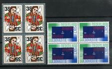 Nederland Gelegenheidszegels II 1975 1075-1076 blokken v 4