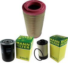 Mann-filter Set Iveco Daily V Box/Estate Pickup/Suspension