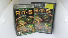 Army Men RTS (Sony PlayStation 2, 2002) Complete