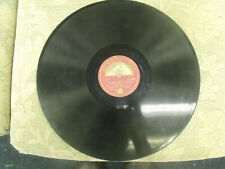Vintage 78 rpm Water Music Suite by Handel  Sir Malcolm Sargent  sides 3 +4 3307