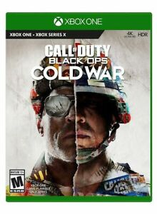 call of duty cold war xbox one