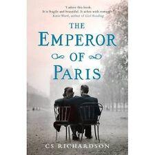 The Emperor of Paris, New, C.S. Richardson Book