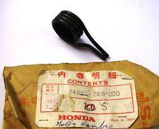 Molla cambio, SPRING GEARSHIFT, Honda CB500 Four NOS: 24651-286-000