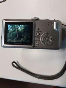Panasonic LUMIX DMC-LS3 5,0 MP Digitalkamera - Silber