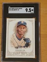 2012 Topps Allen & Ginter SGC 9.5 Ken Griffey Jr. Newly Graded PSA BGS