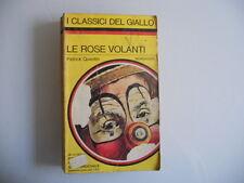 Patrick Quentin - Le rose volanti -  I Classici del Giallo Mondadori 187