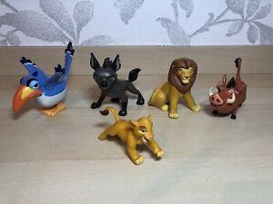 Disney The Lion King, Toys / Figures / Cake Toppers Bundle x5 Toys