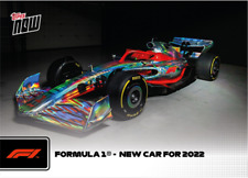 ➠ Topps Now Formula 1 #36 New Car for 2022 (PreOrder)