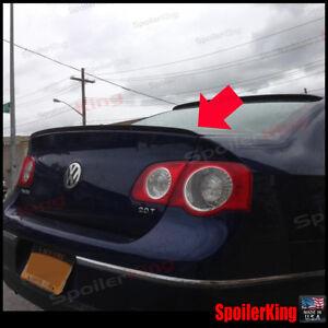 SpoilerKing VW Volkswagen Passat B6 2006-2011 M3 style Trunk Lip Spoiler 244L