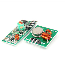 RF-5V - 433Mhz RF Transmitter With Receiver Kit ARM MCU Wireless
