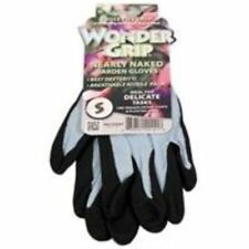 Wonder Grip Wg1850acs Nearly Naked Nitrile Palm Garden Gloves Small