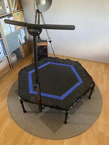 jumping fitness trampolin Platzsparend/ klappbar