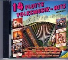 (CY113) 14 Flotte Volksmusik-Hits, Folge 3 - 1992 CD