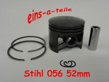 Kolben passend für Stihl 056 52mm NEU Top Qualität