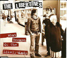 Pete Doherty LIBERTINES What Became LIVE & REWORKED TRX CD Baby Shambles  SEALED