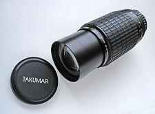 PENTAX TAKUMAR-A  70MM - 200MM  F4  PKA  ZOOM   LENS   FOR PENTAX SLR or DSLR