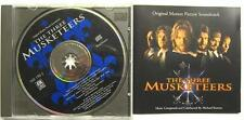 THREE MUSKETEERS - SOUNDTRACK - O.S.T. -  CD - ROD STEWART BRYAN ADAMS