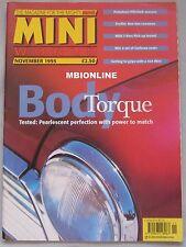 Mini World magazine November 1995