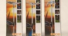 LAMPE SOLAIRE LIBELLULE PAPILLON OISEAU COULEUR CHANGEANTE JARDIN EXTERIEUR 14