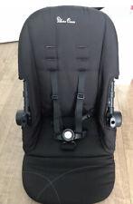 Silver Cross Wayfarer Pioneer Seat Unit Black
