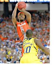 CJ FAIR Auto Autograph Signed photo 8x10 Syracuse Orange Orangemen C.J.!