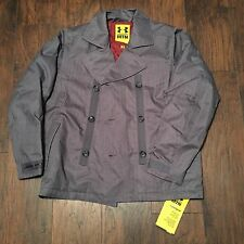 Under Armour MTN Cold gear Button Up Quilted Jacket XL Gray