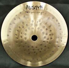 """Sabian Prototype HH 6"""" Effects Splash Cymbal/Brand New-Warranty/112 Grams"""