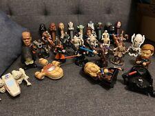 Star Wars Loose Lot Of Toys Pez Burger King Battle