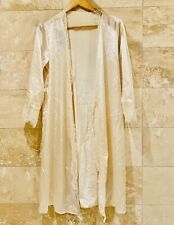 long satin nightgown W/ Lace Size 10