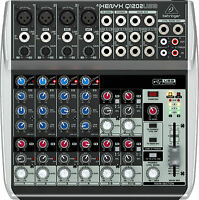 Behringer Xenyx Q1202USB Live Studio Audio Interface Q 1202 USB  Mixer IN BOX!