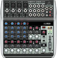 Behringer Q1202USB 1202 Live Studio Audio Interface Q 1202 USB  Mixer Demo Unit!