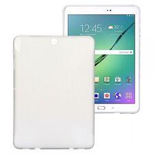 Funda protectora TPU de silicona para muchos tableta modelo cubierta carcasa Samsung Galaxy Tab S2 9.7 SM T810 T815n transparente
