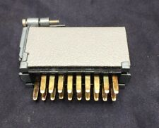 Plessey / Cinch / Jones / Neve Audio Military Multipin Connector 19 Pin NOS!
