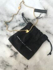 BNWT* Marc Jacobs Golden Bird Short Necklace